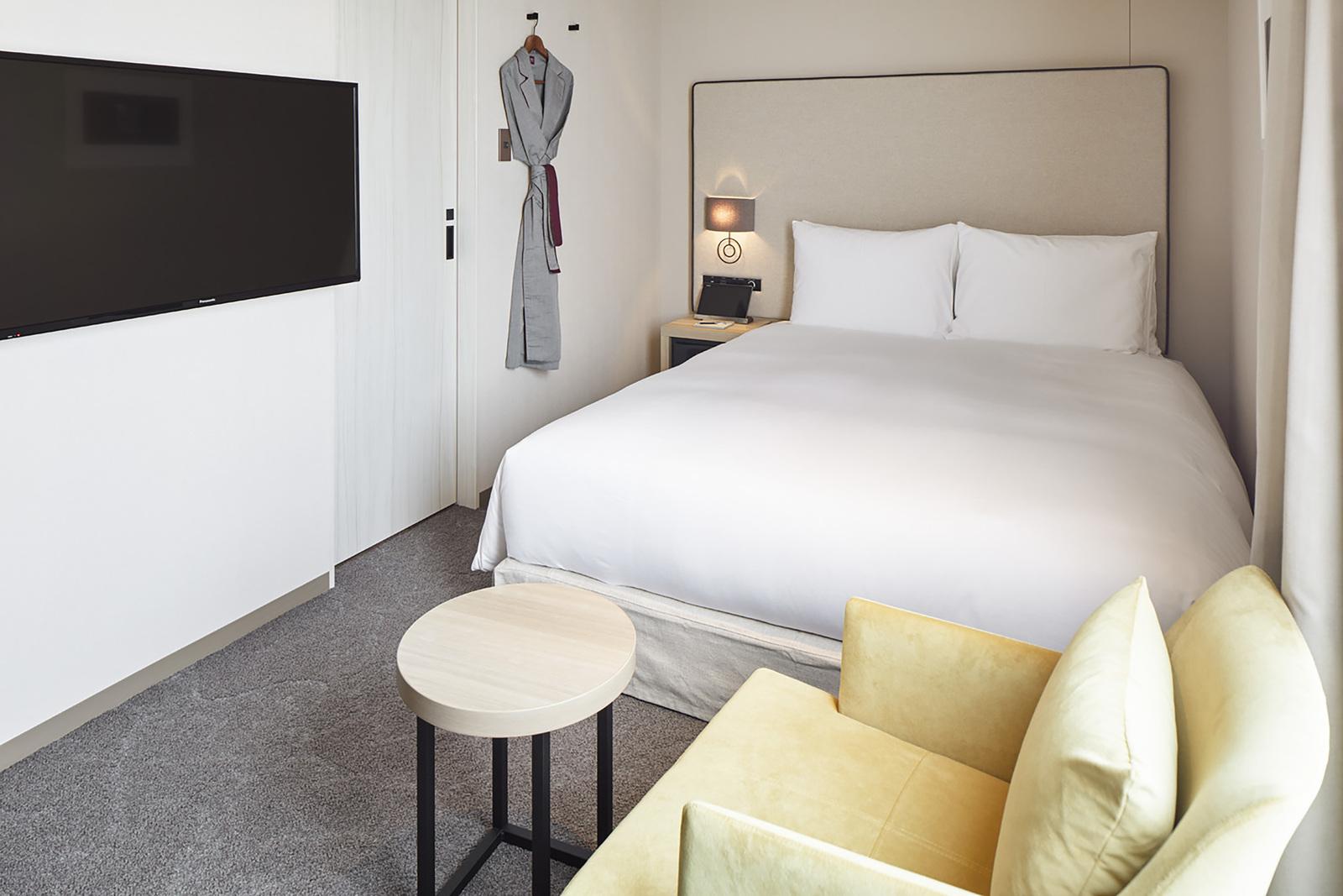 NOHGA HOTEL UENO TOKYO / ダブル(シャワーブースのみ)