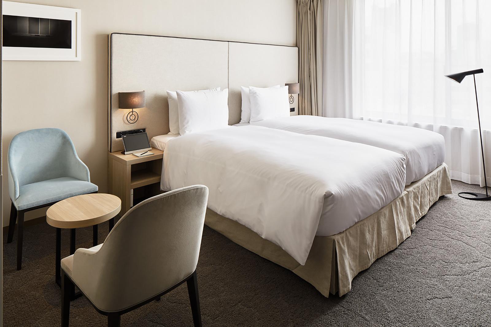 NOHGA HOTEL UENO TOKYO / ツインルーム