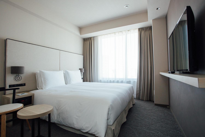 NOHGA HOTEL UENO TOKYO / デラックスダブル(シャワーブースのみ)