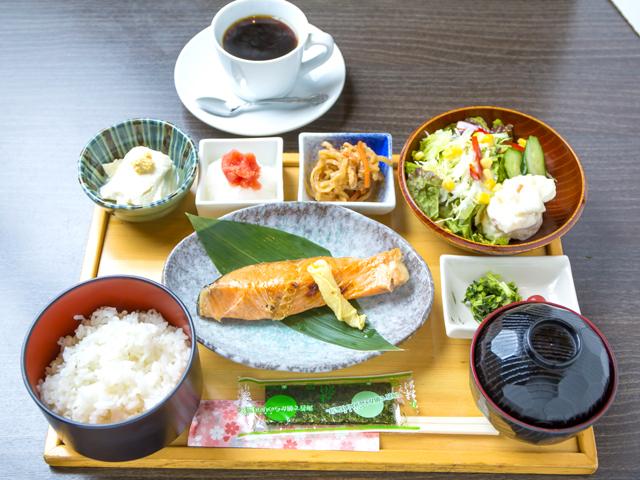 ホテル日本橋サイボー / ★和定食朝食プラン★1日のスタートはしっかりご飯♪