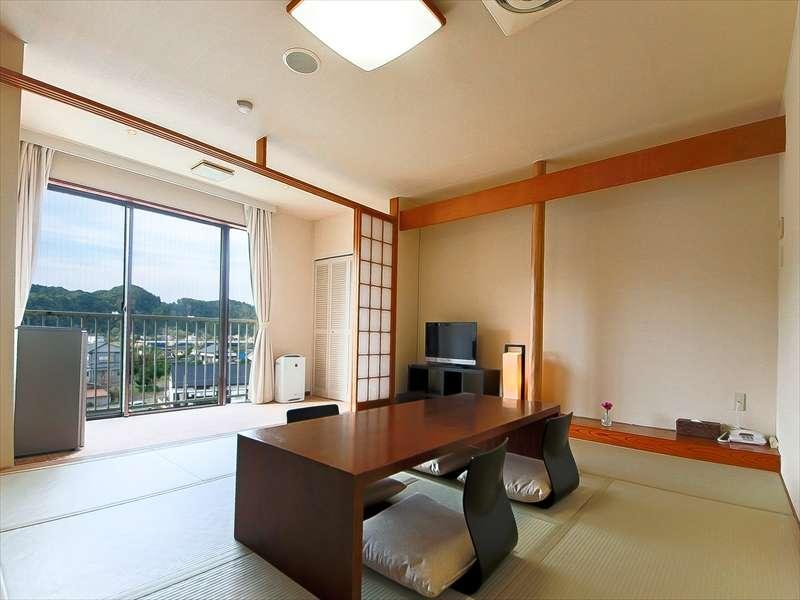 サヤン・テラス ホテル&リゾート /  【全館禁煙・朝食付】ジャパンスタイル山側和室