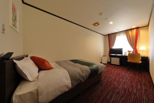 ガーデンホテル紫雲閣 / 禁煙シングルルーム
