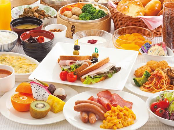 東京ベイ舞浜ホテル クラブリゾート / 【早割15】和洋ビュッフェ朝食付♪