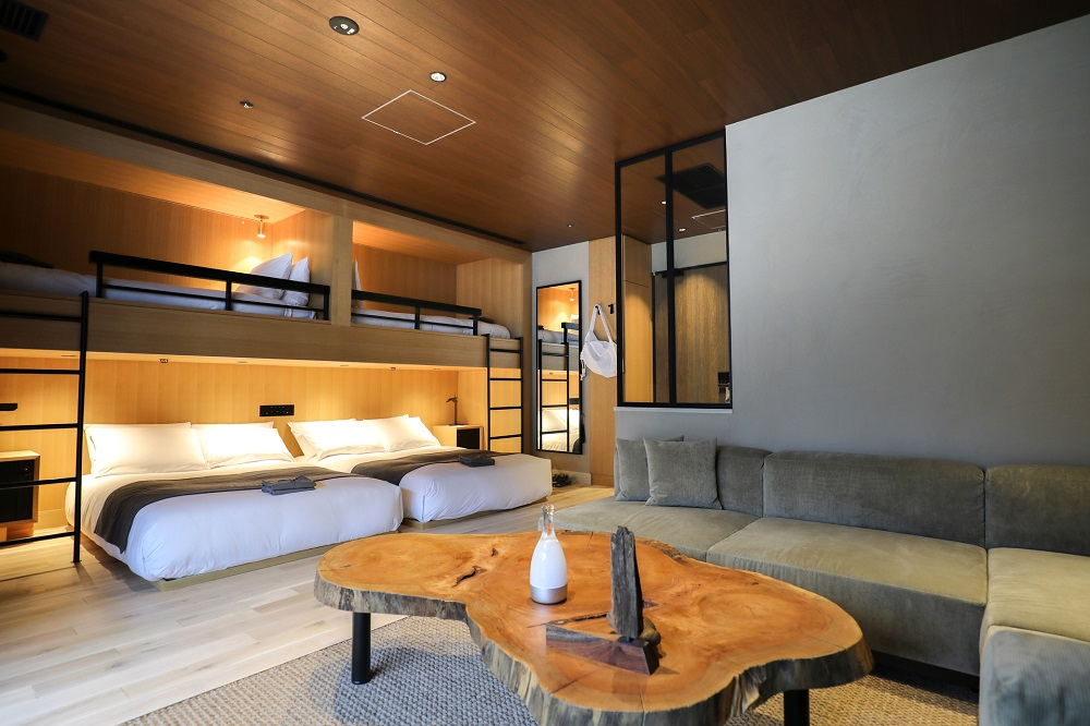 TRUNK (HOTEL) / The Suite Spot Offer