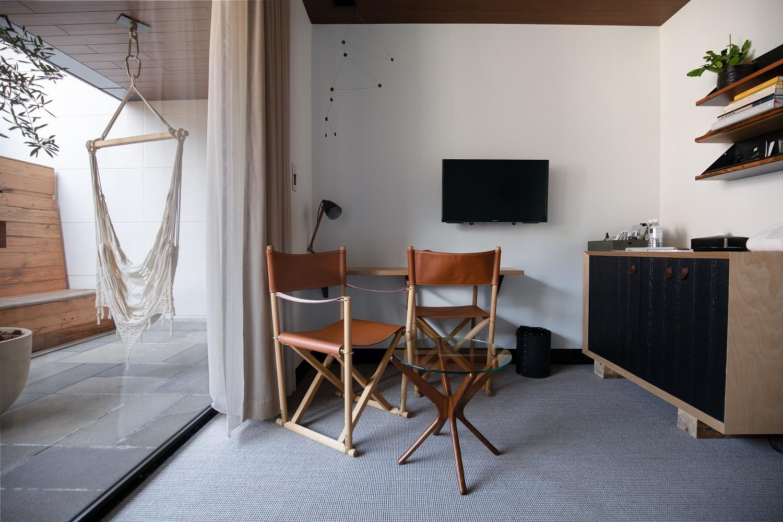 TRUNK (HOTEL) / スタンダードワイド+バルコニー【禁煙】