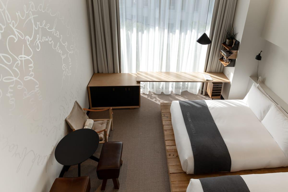 TRUNK (HOTEL) スタンダード + ロフト【禁煙】