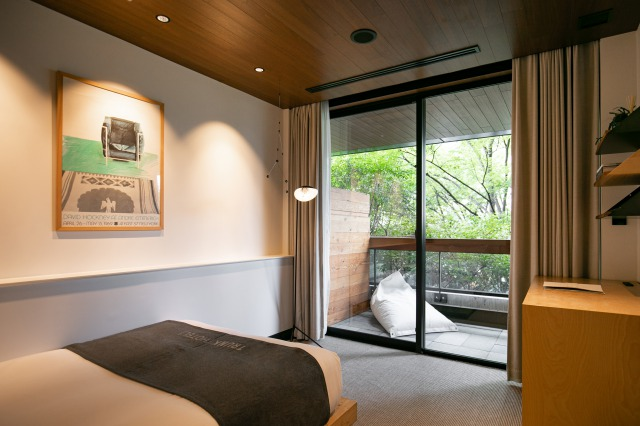TRUNK (HOTEL) スタンダード+ バルコニー【禁煙】
