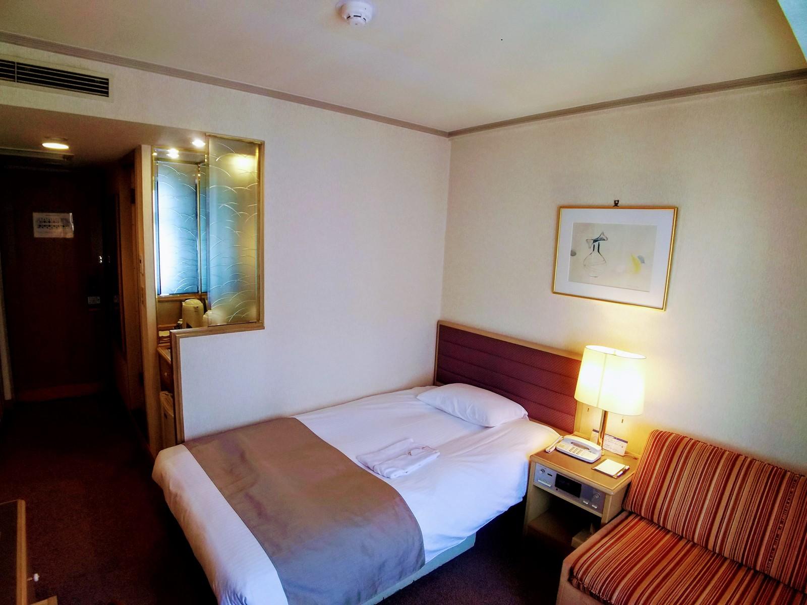 東京グランドホテル / 【喫煙】シングルルーム