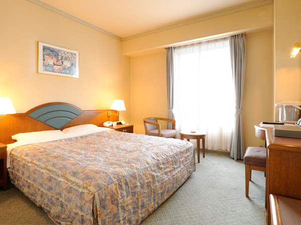 ホテル クレッセント旭川 / ダブルルーム