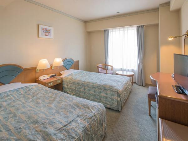 ホテル クレッセント旭川 / ツインルーム