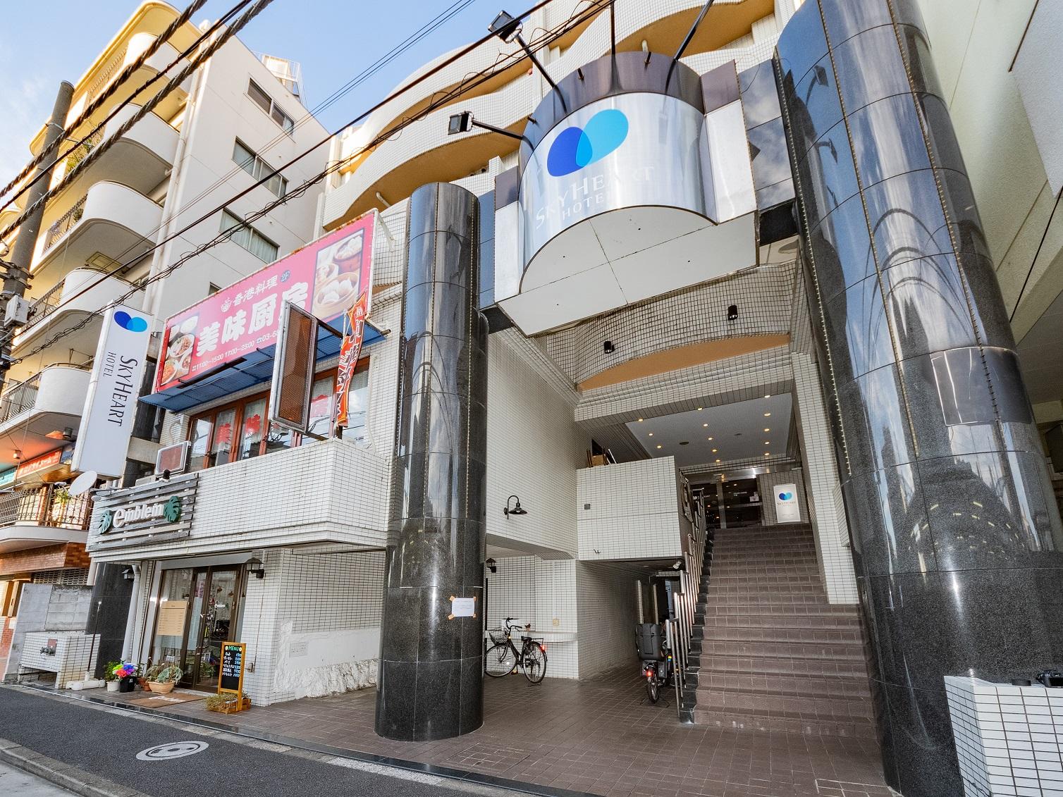 スカイハートホテル小岩 / 素泊りプラン