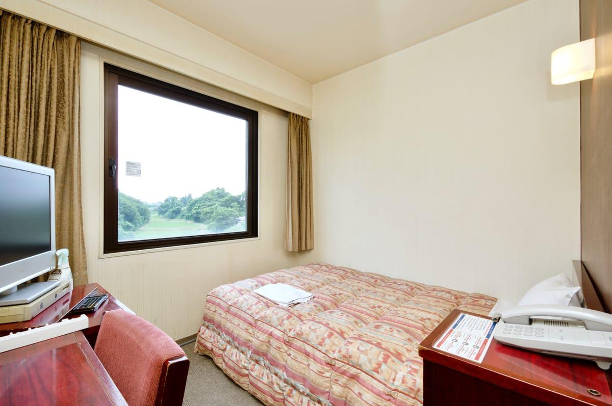 スカイハートホテル成田 / スタンダード朝食付プラン【駐車場5日間無料】