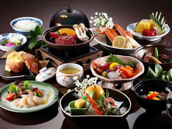 ホテル大雪 / 【スタンダード】お部屋でご夕食★彩峡会席膳