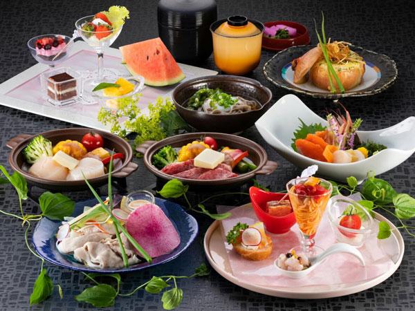 ホテル大雪 / 【スタンダード】「KAMIKAWA 四季の膳」