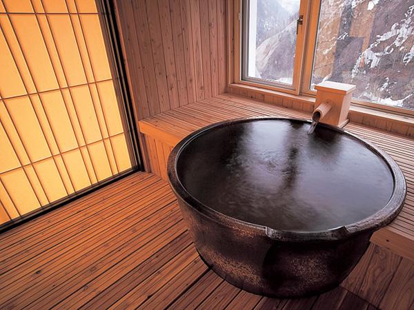 ホテル大雪 / 禁煙・高層階【和房 雪花C】(和室+展望風呂)
