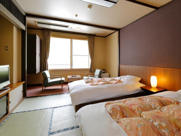 ホテル大雪 / 【禁煙】和風ツインルーム