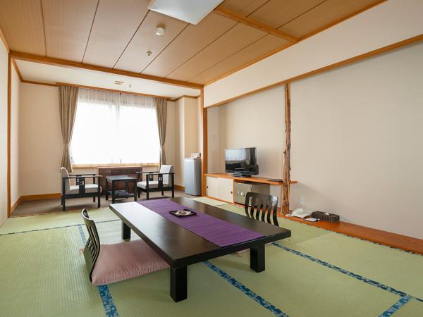 ホテル大雪 / 【禁煙】和室8畳又は10畳・全室洗浄式トイレ完備