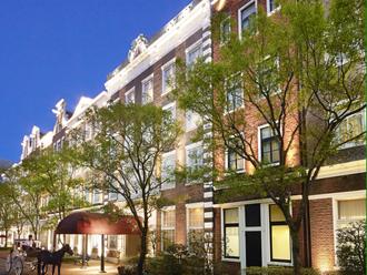 ホテルアムステルダム / 【DP】【1泊2食付】大人気ア クールベール ディナーブッフェプラン