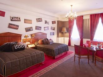 ホテルアムステルダム / 【DP】【1日1室限定】ホテルオリジナル「チョコレートルーム」宿泊プラン(朝食&パスポート付)