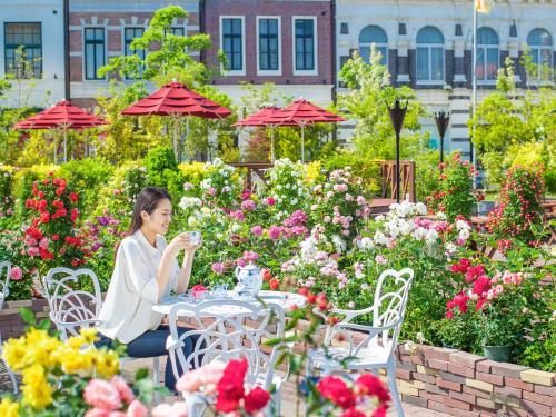ホテルアムステルダム / DP【花満開の季節】フラワーフェスティバルへようこそプラン(フラワーグッズ&スイーツ・朝食・パスポート付)