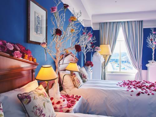 ホテルアムステルダム / DP【1日2室限定】夢見る女子旅♪フラワールーム満喫プラン(パスポート付)