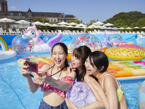 ホテルヨーロッパ / DP【令和最初の夏休み】COOLでSUMMERプラン(夏グッズ・朝食・パスポート付)