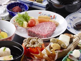 ホテルヨーロッパ / 【Go toトラベルキャンペーン】夕食はホテルの日本料理で「ステーキ会席」プラン(夕食・朝食・パスポート付)