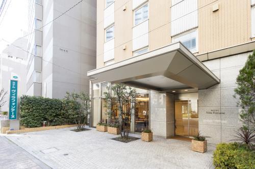 ヴィラフォンテーヌ東京浜松町 ~最大30時間滞在プラン~ご出発日もホテルでゆったり過ごせる【21時チェックアウト】=素泊り=