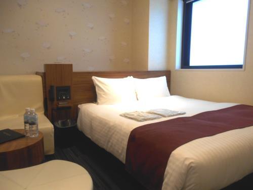 ヴィラフォンテーヌ東京新宿 ~最大30時間滞在プラン~ご出発日もホテルでゆったり過ごせる【21時チェックアウト】=素泊り=
