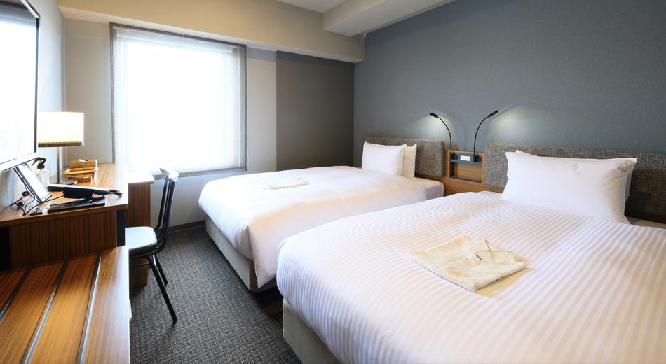 イチホテル上野新御徒町 / ツインルーム