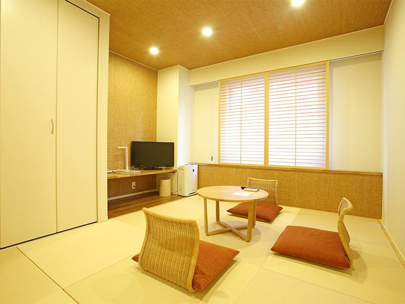 石垣島ホテル ククル / ジャパニーズルーム(19㎡)【禁煙・定員3名】