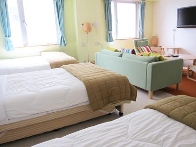 ホテル HAPPY HOLIDAY ツアービルダースペシャルプラン