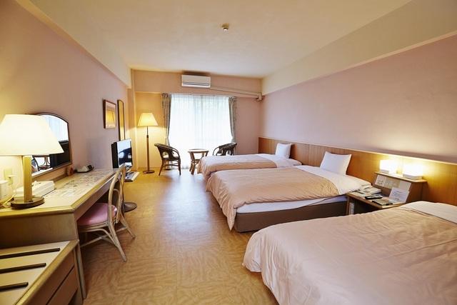 西表島ジャングルホテル パイヌマヤ / デラックスルーム 禁煙 バルコニー付き     (5名様までOK)