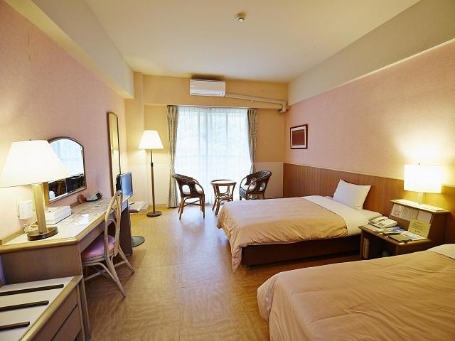 西表島ジャングルホテル パイヌマヤ / スタンダードルーム 禁煙 バルコニー付     (4名様までOK)