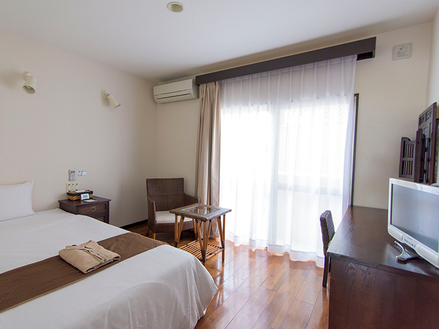 ホテルパティーナ石垣島 / 【禁煙】セミダブル1ベッド