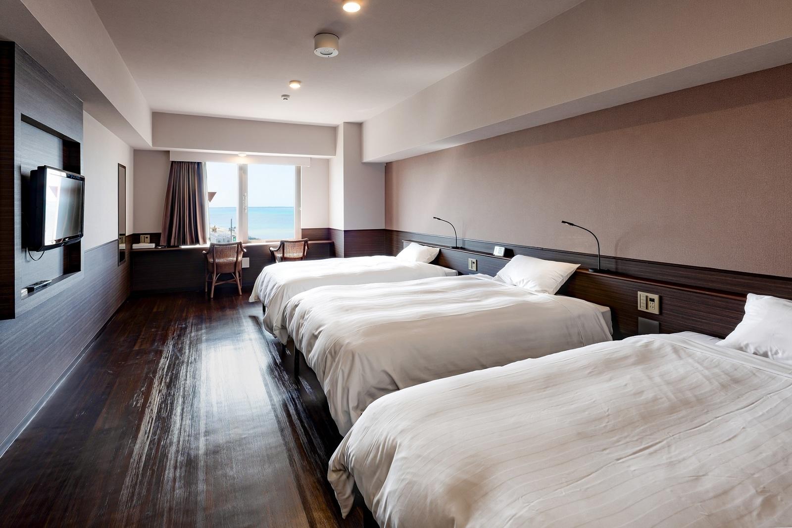 ホテルグランビュー石垣新川 / 【早期割60】早期予約でお得に宿泊☆朝食付きプラン
