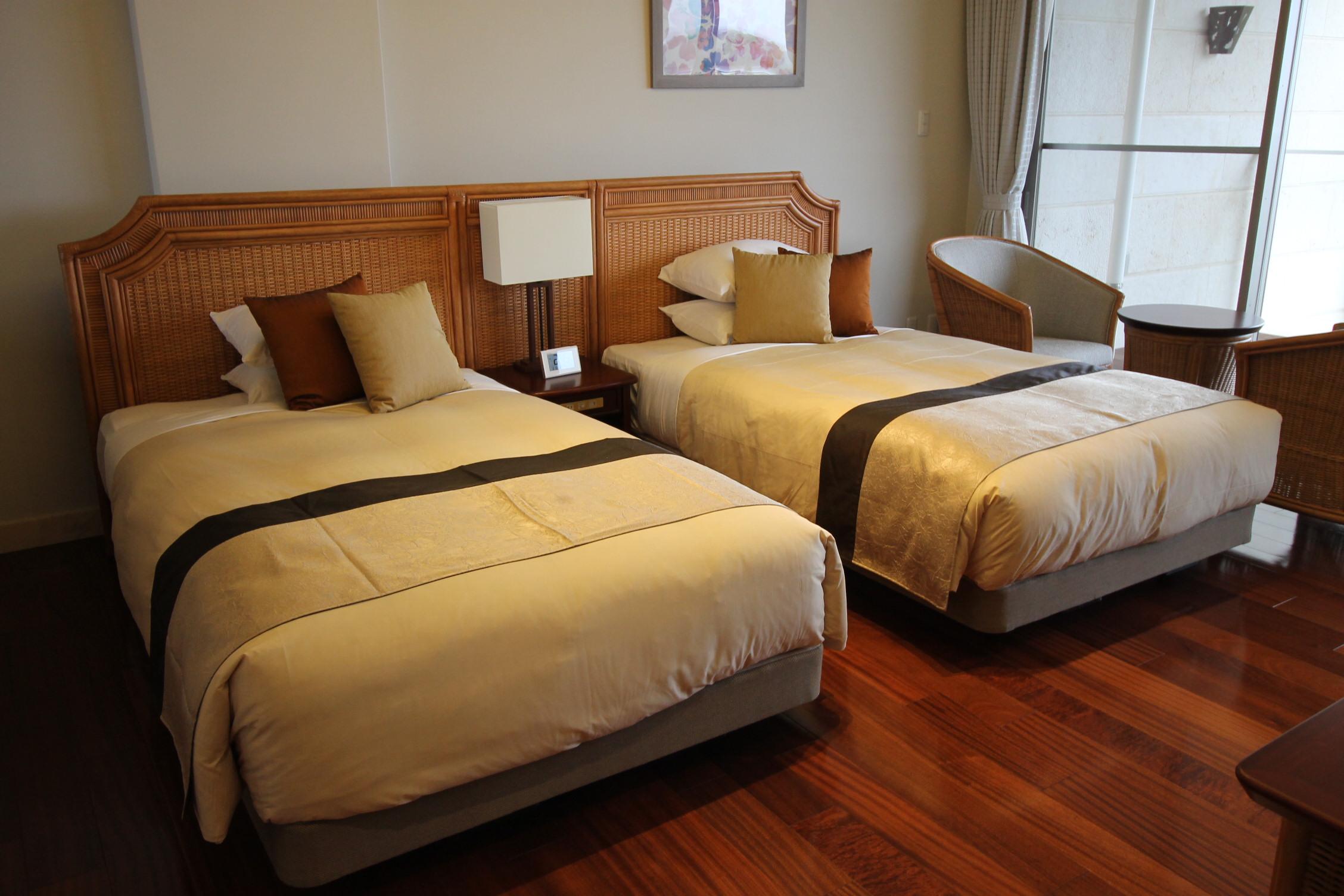 石垣リゾートホテル / ガーデンビュー1F◆エグゼクティブスイート 1BedRoom