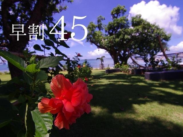 石垣島ビーチホテルサンシャイン / 本館【45日前】早めの予約がお得!サンシャインでゆったりステイ[朝食付]
