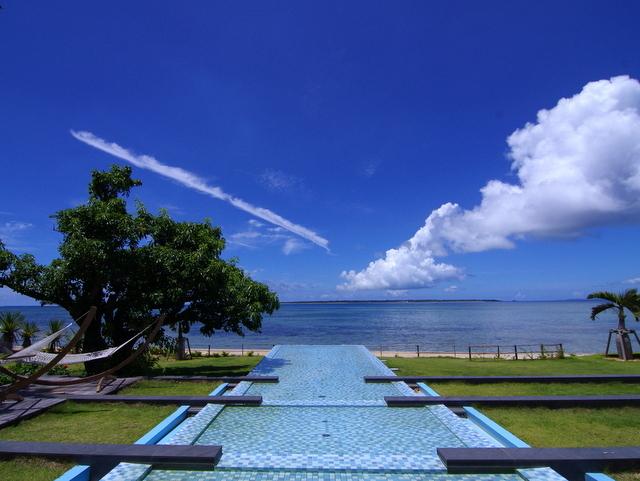 石垣島ビーチホテルサンシャイン / 【新館・禁煙】Ocean Garden ビューバスコンフォート1-2階(40㎡)