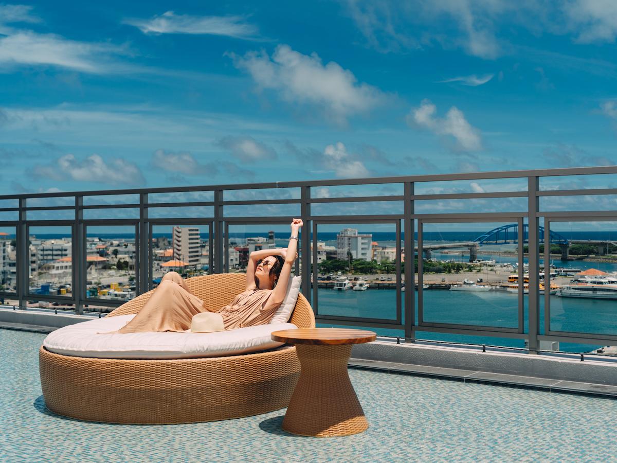 THIRD石垣島 / 【シンプルステイ】石垣島をアクティブに楽しみたい!朝食だけのシンプルプラン