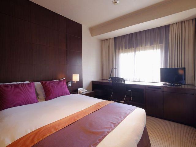 ホテルメトロポリタン エドモント / 本館セミダブル【禁煙・18㎡】140cm幅ベッド