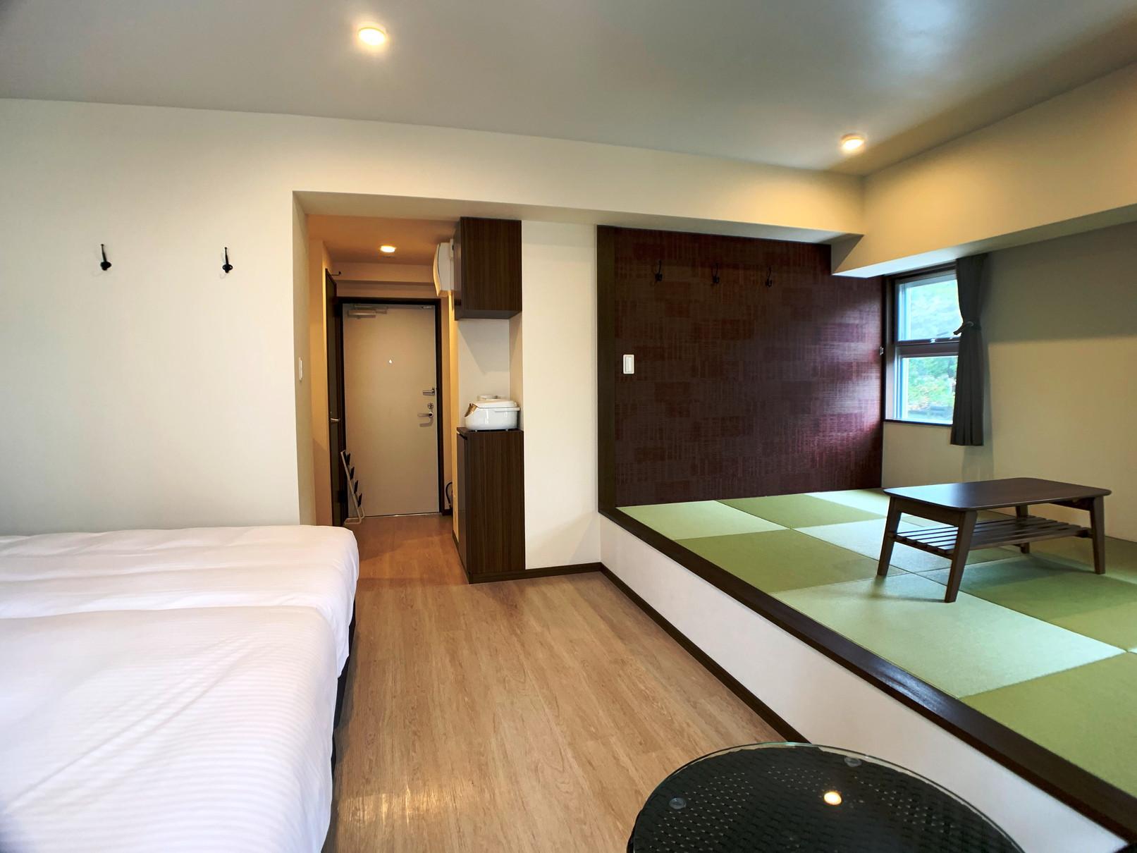 Aqua Resort in Chatan / ファミリーコンド