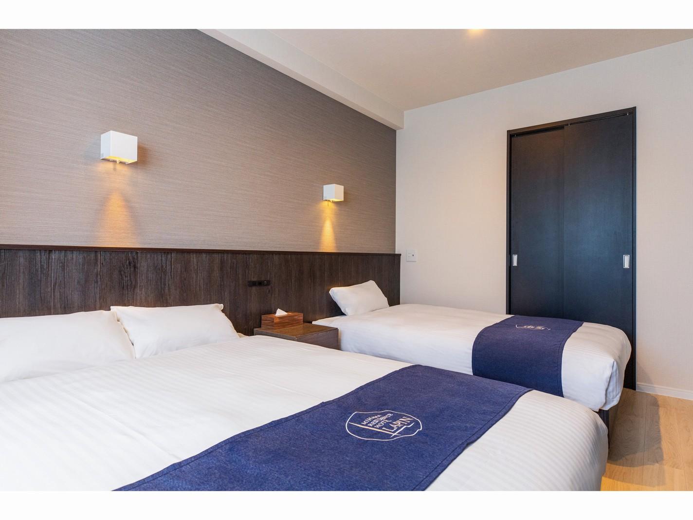 ラパンミハマレジデンスホテル / 【スタンダードプラン】コンドミニアムで過ごす休日の沖縄《素泊り》