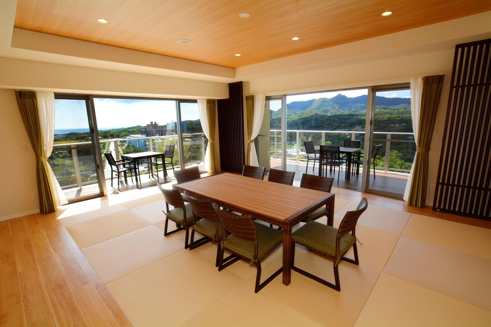 リエッタ中山 / 【スタンダードプラン】OKINAWAフルーツランド内に誕生♪お部屋は2タイプからお選び頂けます♪