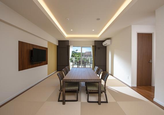 リエッタ中山 / Moderate Room[最大8名様]63平米/キッチン完備