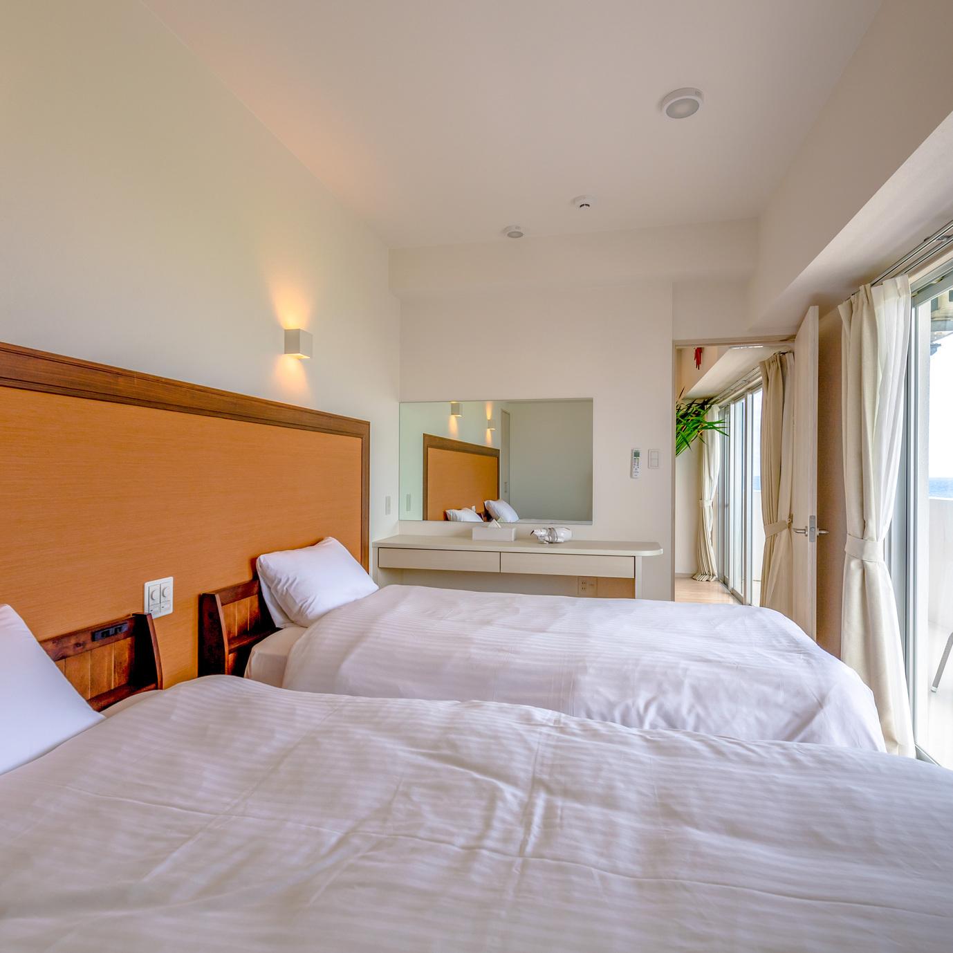 MINATO Chatan Seaside Condominium / 【宿カリ14】 癒しの島☆☆沖縄を楽しむ休日!《素泊り》
