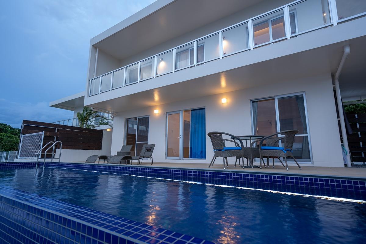 Private Villa Lamer Kouri / 【Vacation Rental】バケーションレンタル《素泊り》