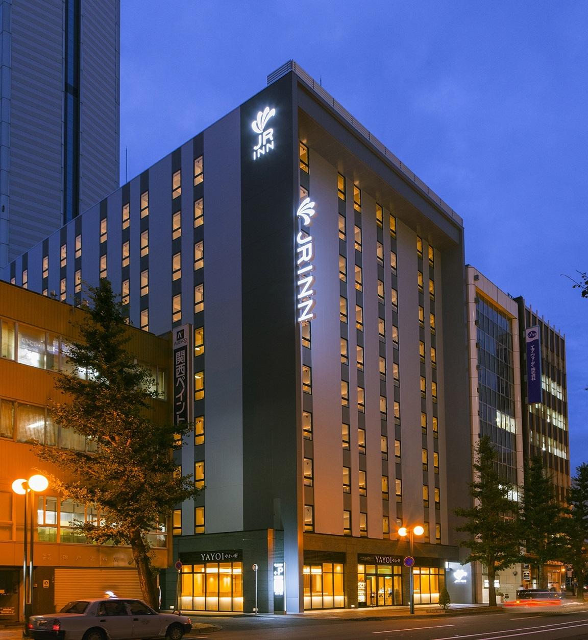 JRイン札幌駅南口 【直前割】 素泊り 直前のご予約でもお得に! ■大浴場完備 (TLL) RC
