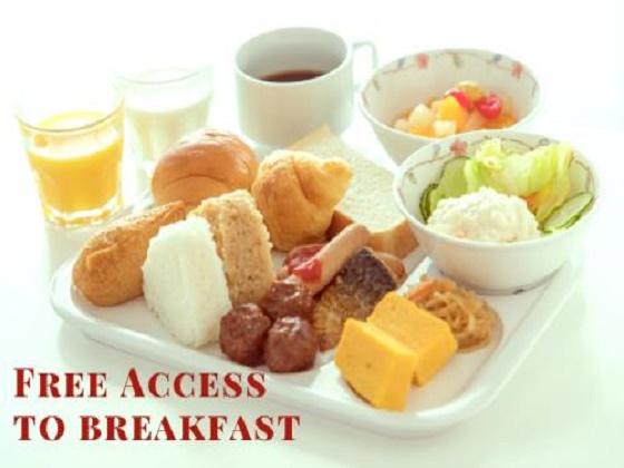 JR九州ホテル小倉 / シンプルプラン◇小倉駅北口から徒歩2分◇朝食無料