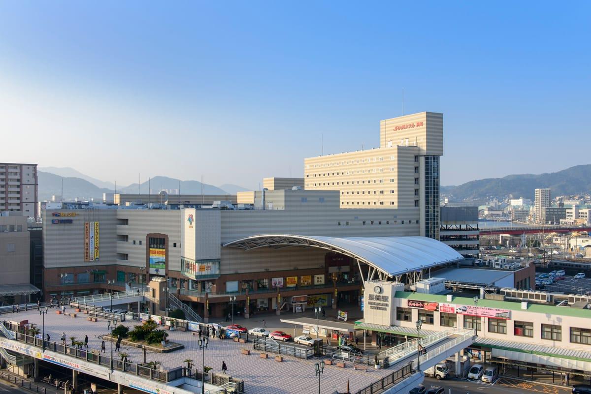 JR九州ホテル長崎 / スタンダードプラン(朝食付)☆Wi-Fi完備